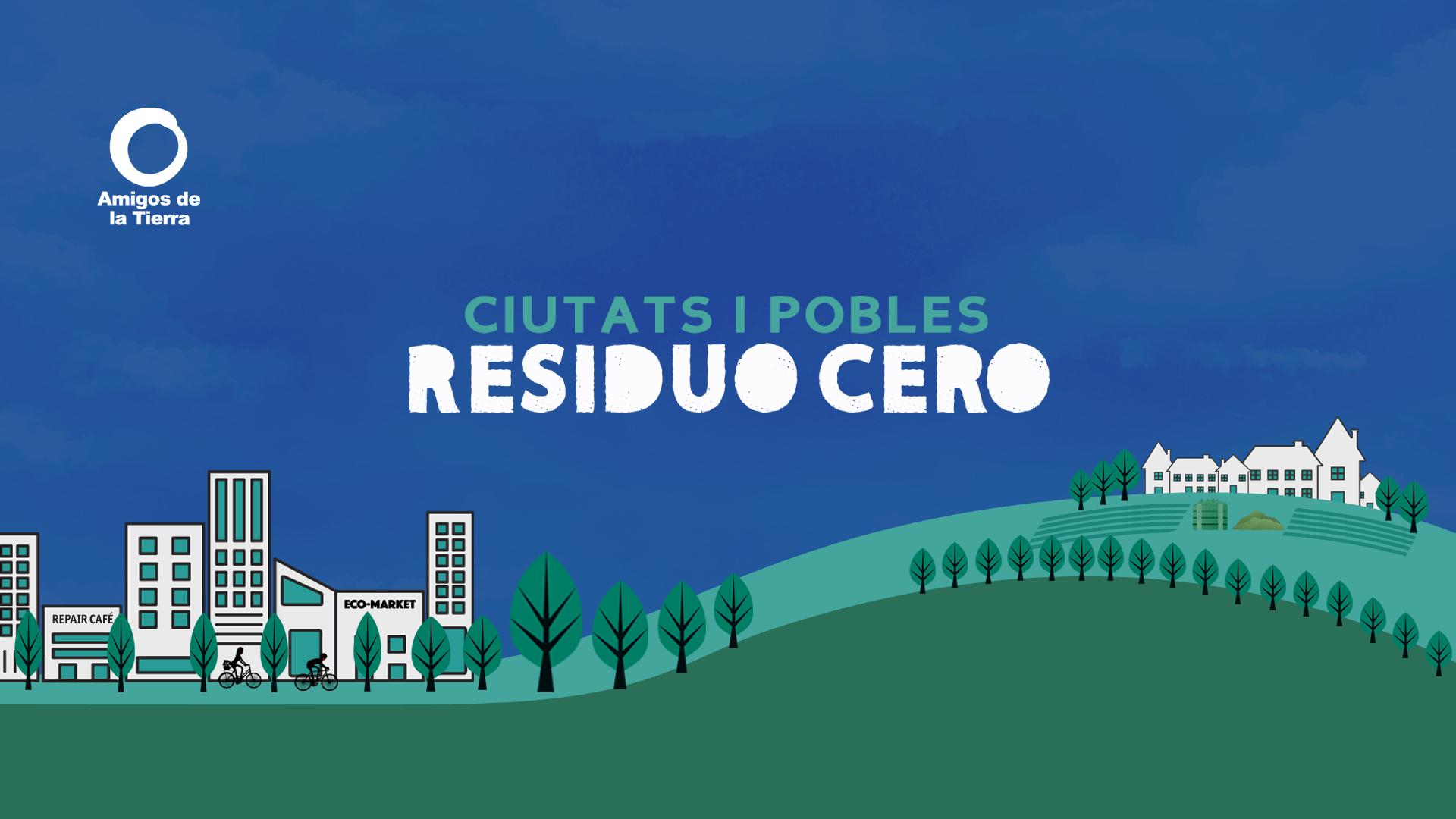 Ciudades y pueblos residuo cero