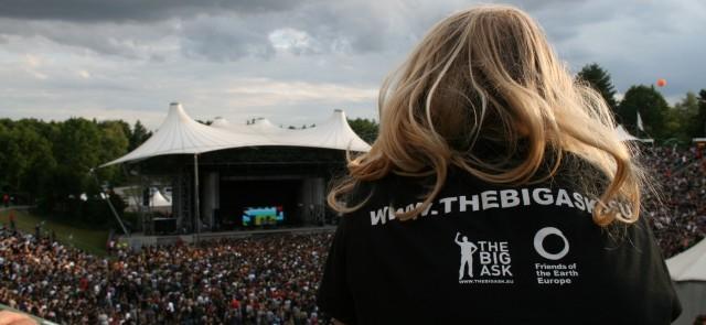 """Ir a Amigos de la Tierra se une a la gira """"verde"""" de Radiohead"""