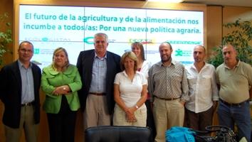 Ir a El futuro de la Agricultura y de la Alimentación nos incumbe a todos/as: Por una nueva Política Agraria