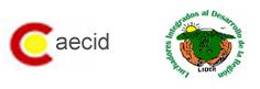 Logos AECID Fundación LIDER