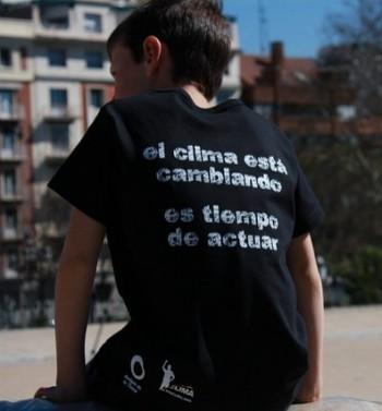 Ir a Un dique en Madrid contra el cambio climático