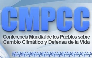 Ir a Amigos de la Tierra participa en la Conferencia de Bolivia en el Día de la Tierra