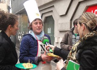 Ir a En el Congreso también quieren tortillas de patata libres de transgénicos