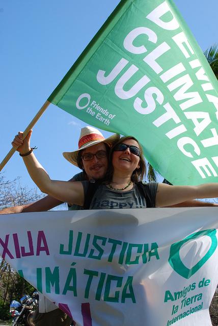 Ir a Las voces de los pueblos: movilizaciones en Cancún