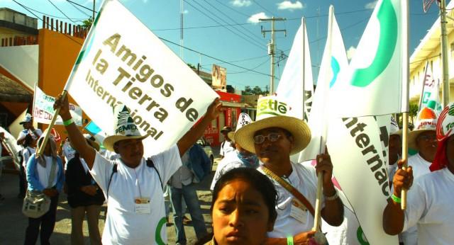 Ir a Amigos de la Tierra aplaude el gesto de España en las negociaciones de la Cumbre de Cancún