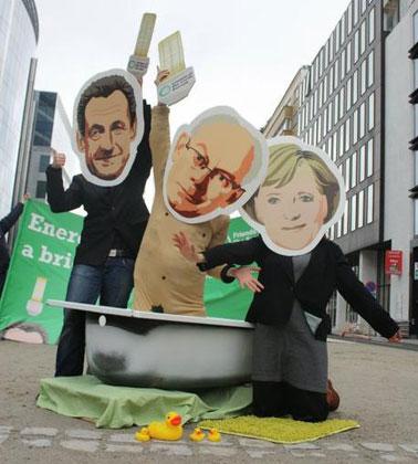 Ir a Europa necesita cuanto antes un objetivo vinculante de ahorro energético