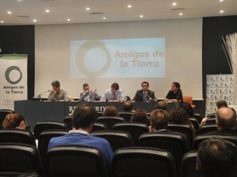 Ir a Amigos de la Tierra abre el debate para una ley de cambio climático en España