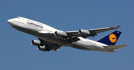 Ir a La imagen verde de Lufthansa ni vende ni vuela