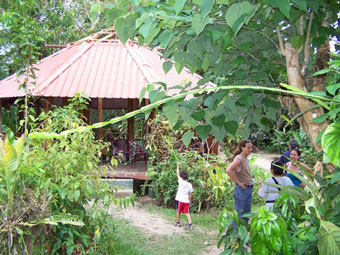 Ir a Amigos de la Tierra impulsa otra forma de viajar: el ecoturismo comunitario