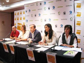 Ir a Las organizaciones ecologistas piden un compromiso firme con el medio ambiente en la próxima legislatura