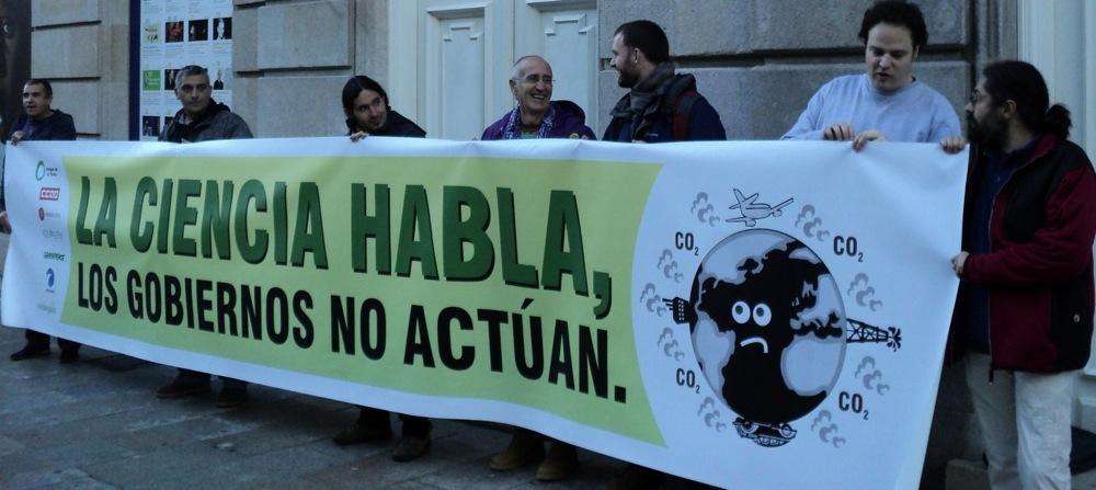 Ir a Cambio climático: la ciencia habla y los políticos callan