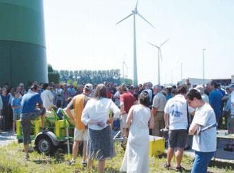 Ir a Organizaciones europeas reclaman unas políticas energéticas en manos de la gente