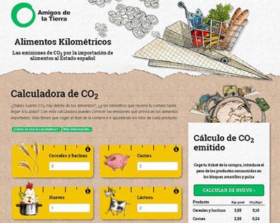 Ir a Alimentos kilométricos: calcula el CO2 de tu cesta de la compra