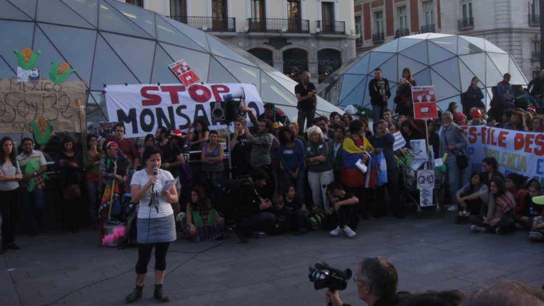 Ir a Marcha Internacional Stop Monsanto