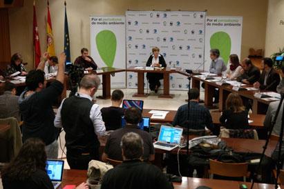 Ir a #UEambiental: El medio ambiente llega a la campaña electoral europea con un animado debate