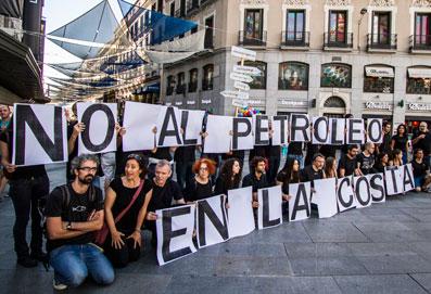 Ir a Día del Medio Ambiente: rechazo a las prospecciones en el mar