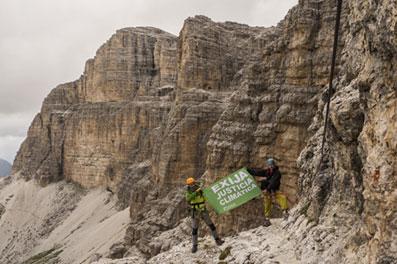 Ir a Amigos de la Tierra vuelve a exigir Justicia Climática desde las montañas