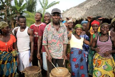 "Ir a Acaparamiento de tierras en Liberia: Hazles saber que ""Un NO significa que NO"" a la empresa Equatorial Palm Oil"