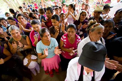 Ir a Una empresa española detrás de la persecución de activistas ambientales en Guatemala