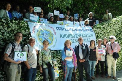 Ir a Más de 400 organizaciones presentan Alianza por el Clima, la mayor coalición para salvar el planeta