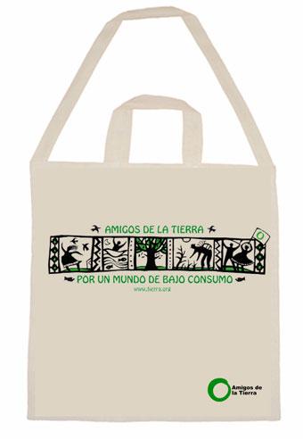 abc52f576 Una bolsa de tela, 1.000 bolsas de plástico menos - Amigos de la Tierra