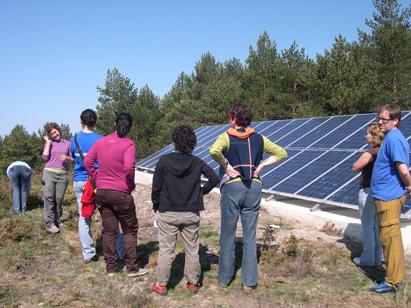 Ir a Amigos de la Tierra denuncia las maniobras de Industria contra las renovables