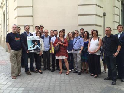 Ir a Más de treinta organizaciones denuncian en Anticorrupción el proceso irregular de recorte a las renovables