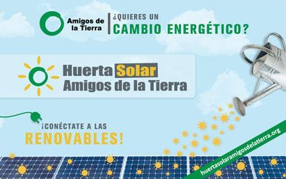 Ir a Amigos de la Tierra y Ecooo abren una segunda huerta solar a la participación ciudadana