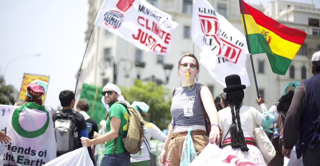 Ir a Justicia Climática
