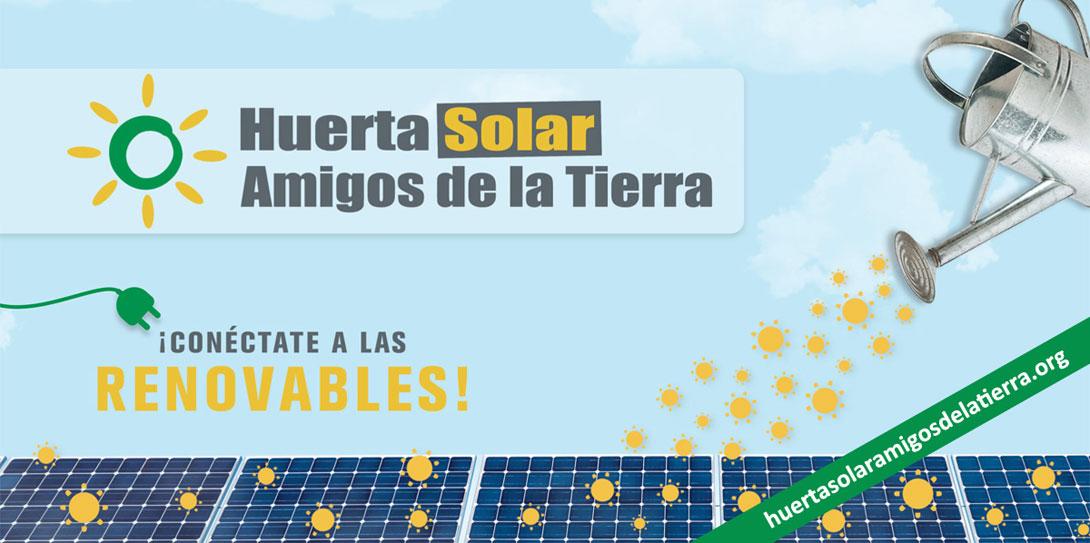 huerta solar aragon: