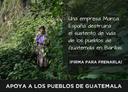 Ir a Apoya a los pueblos de Guatemala