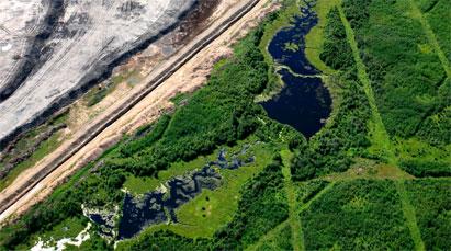 Ir a De Houston a Cartagena: arenas bituminosas, las nuevas amenazas fósiles