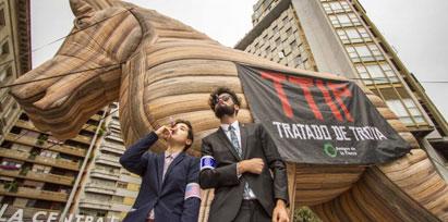 Ir a Nueva propuesta de mecanismo de arbitraje para el TTIP: más de lo mismo