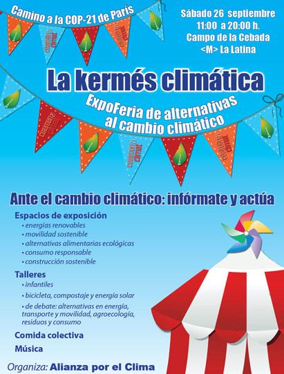 Ir a Ven a la ExpoFeria de alternativas al cambio climático