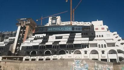 Ir a Las organizaciones ecologistas exigen al PSOE y PP que eliminen el blindaje a las construcciones ilegales