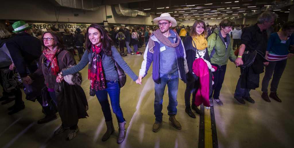 Ir a Amigos de la Tierra en COP21 París