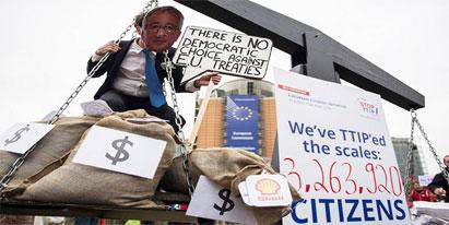 Ir a Una semana de acción contra la pobreza, la desigualdad y los tratados comerciales