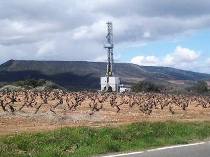 Ir a Organizaciones civiles y plataformas ciudadanas piden a Rajoy que rechace el fracking