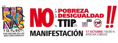 Ir a Participa en la Semana Internacional contra los Tratados de Libre Comercio