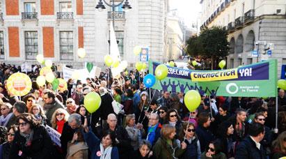 Ir a Amigos de la Tierra reclama un cambio en el curso de las negociaciones del clima