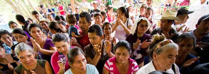 Ir a Tres ONG exigen la retirada de una hidroeléctrica española de territorio indígena en Guatemala