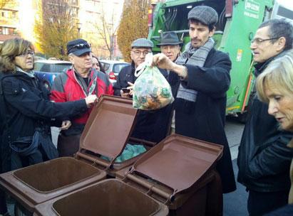 Ir a 16 municipios españoles avanzan hacia el Residuo Cero