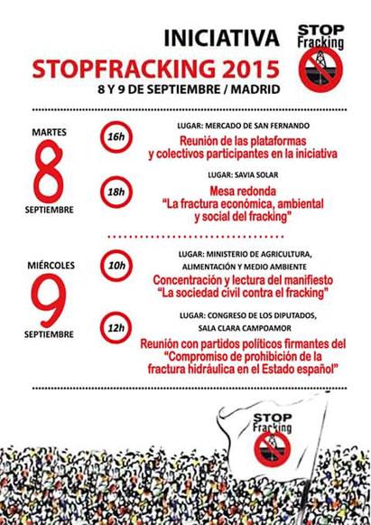 Ir a Stop Fracking: 8 y 9 de septiembre