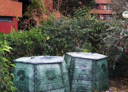 Ir a El compostaje: reduce la bolsa de basura a la mitad