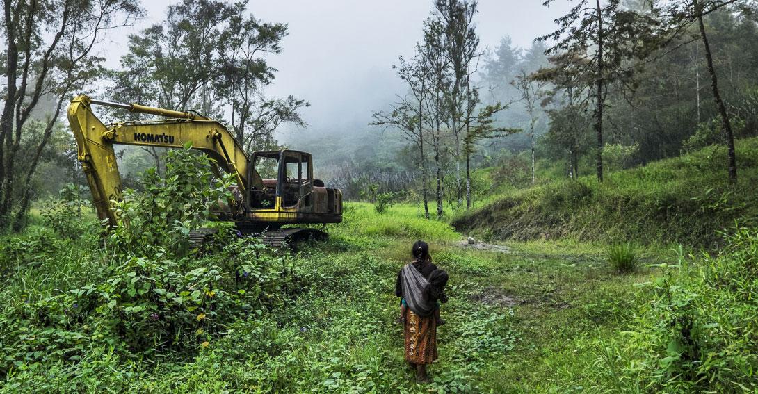 Ir a Apoya a los pueblos de Guatemala: una empresa española destruirá sus recursos