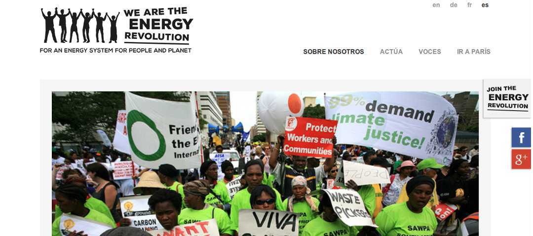 Ir a Energy Revolution