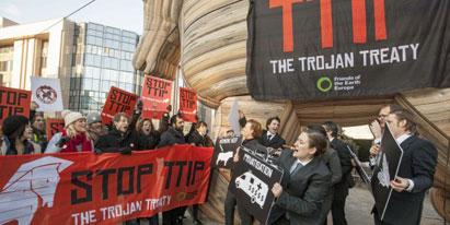 Ir a El TTIP amenaza la seguridad alimentaria en Europa