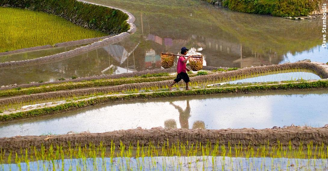 Ir a El cambio climático aumenta la pobreza en los países del Sur según varias ONG de medio ambiente y desarrollo