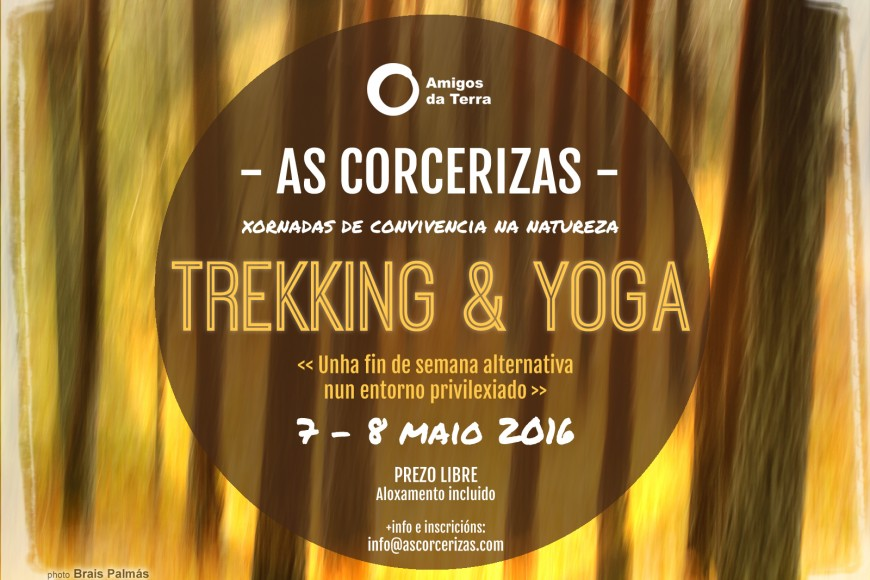 Ir a As Corcerizas: Trekking & Yoga