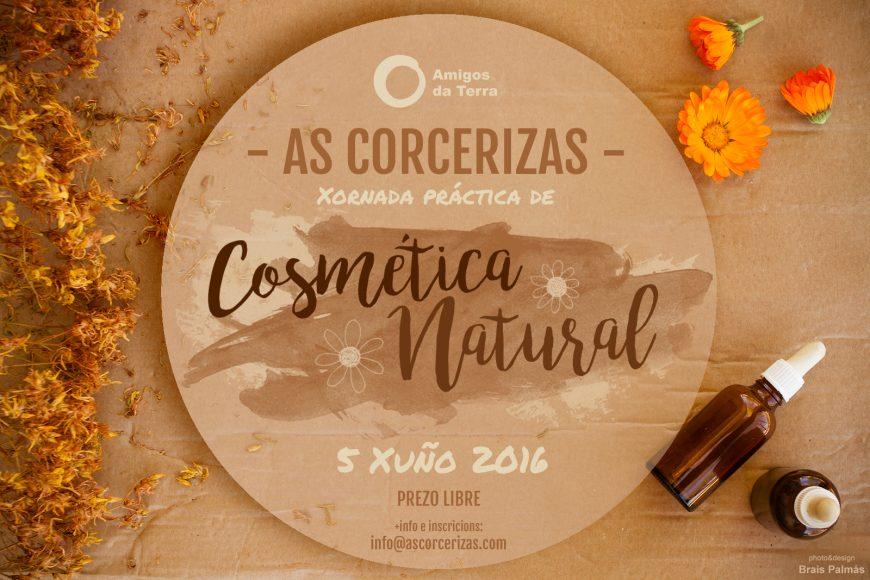 Ir a As Corcerizas: Cosmética Natural – Curso práctico